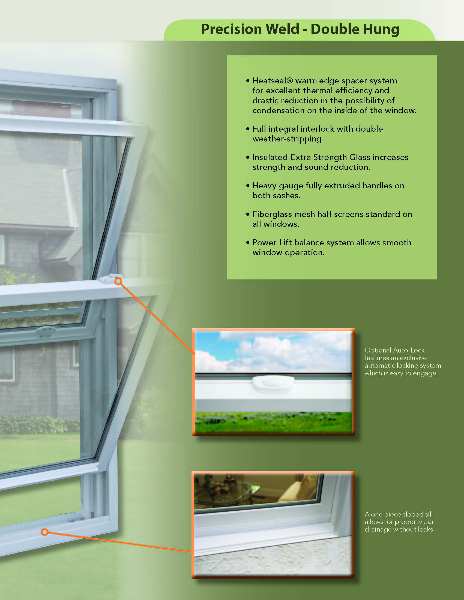 Precision Weld windows