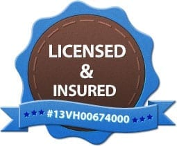 Markey Home Improvement is licensed (#13VH00674000) and insured