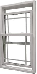Low cost double hung window installation for NJ homeowners.