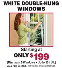 Low cost window installation by Markey Home Remodeling