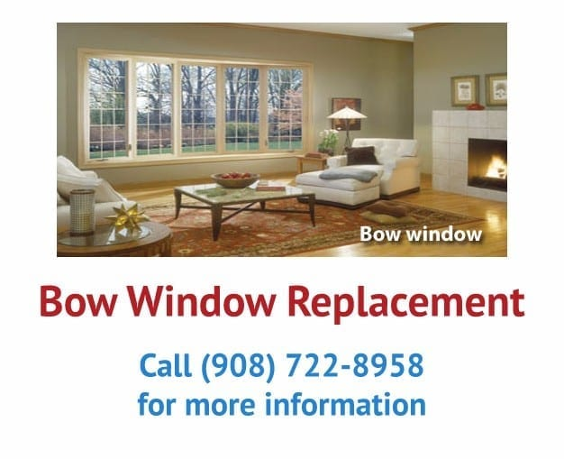 Markey Home Remodeling - NJ Bow window replacement installation contractor since 1981.