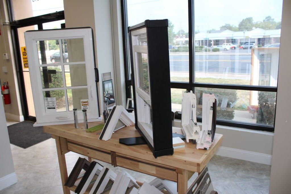 Markey window replacement window showroom, Bridgewater NJ